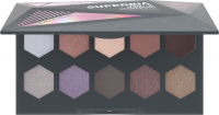 Catrice - SUPERBIA Eyeshadow Edition - Paleta cieni do powiek - VOL.2 FROSTED TAUPE