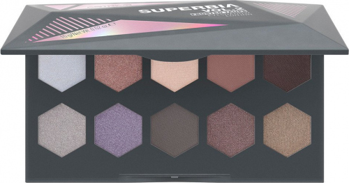Catrice - SUPERBIA Eyeshadow Edition - Paleta cieni do powiek - VOL.2 FROSTED TAUPE