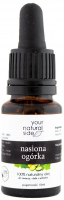 Your Natural Side - 100% natural cucumber seed oil
