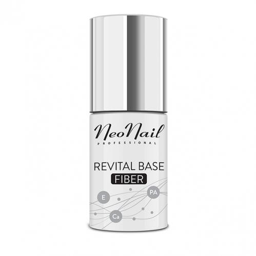 NeoNail - REVITAL BASE FIBER - Wzmacniająca baza do paznokci