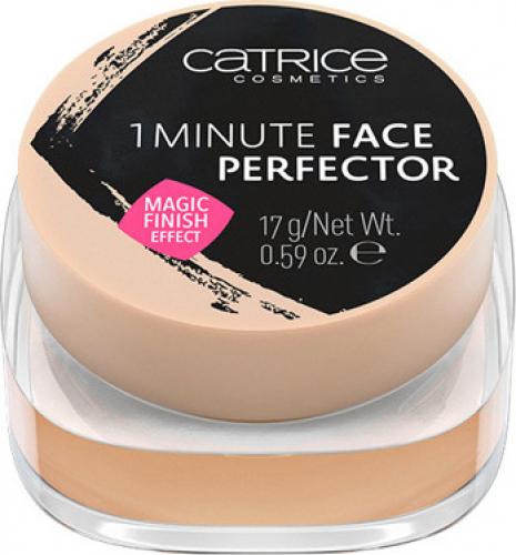 Catrice - 1 Minute Face Perfector - Lekki podkład do twarzy w musie - 010