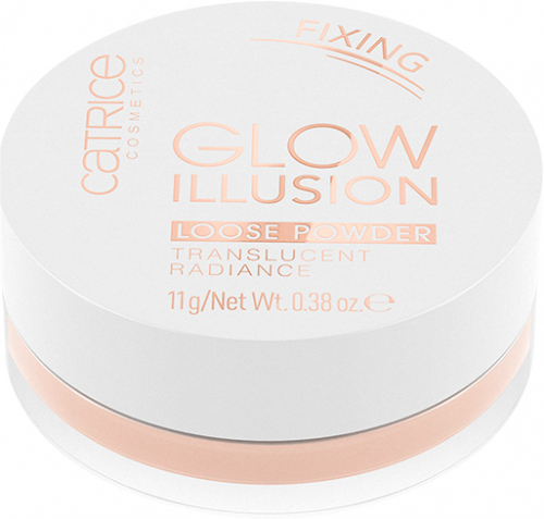 Catrice - GLOW ILLUSION - LOOSE POWDER TRANSCULENT RADIANCE - Rozświetlający puder do twarzy