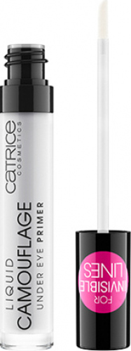 Catrice - Liquid Camouflage Under Eye Primer - Baza pod oczy - 010