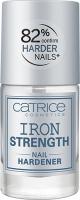 Catrice - IRON STRENGTH NAIL HARDENER - Utwardzacz do paznokci