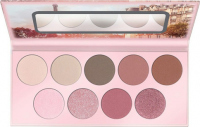 Essence - Salut Paris EYESHADOW PALETTE - Paleta 9 cieni do powiek - 02