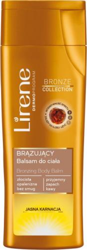 Lirene - Bronzing Body Balm - Brązujący balsam do ciała - JASNA KARNACJA