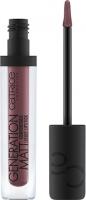 Catrice - GENERATION MATT Comfortable Liquid Lipstick - Pomadka do ust w płynie - 100 - LLAME POOH - 100 - LLAME POOH