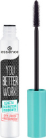 Essence - YOU BETTER WORK! LENGTH DEFINITION MASCARA - Wydłużający tusz do rzęs