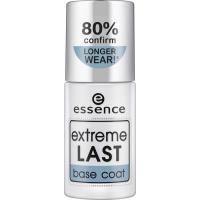 Essence - EXTREME LAST BASE COAT - Ekstremalnie trwała baza pod lakier do paznokci