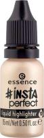 Essence - #insta perfect liquid highlighter - Rozświetlacz w płynie - 10 - #GOLD ADDICTION - 10 - #GOLD ADDICTION