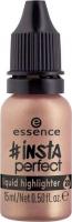 Essence - #insta perfect liquid highlighter - Rozświetlacz w płynie - 20 - #ROSE FEVER - 20 - #ROSE FEVER
