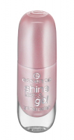 Essence - SHINE LAST & GO! GEL NAIL POLISH - Żelowy lakier do paznokci - 06 - FROSTED KISS - 06 - FROSTED KISS
