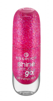 Essence - SHINE LAST & GO! GEL NAIL POLISH - Gel nail polish - 07 - PARTY PRINCESS - 07 - PARTY PRINCESS