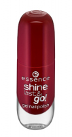 Essence - SHINE LAST & GO! GEL NAIL POLISH - Żelowy lakier do paznokci - 14 - DO YOU SPEAK LOVE? - 14 - DO YOU SPEAK LOVE?