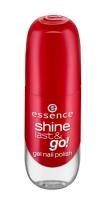 Essence - SHINE LAST & GO! GEL NAIL POLISH - Gel nail polish - 16 - FAME FATAL - 16 - FAME FATAL