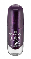 Essence - SHINE LAST & GO! GEL NAIL POLISH - Żelowy lakier do paznokci - 25 - ARABIAN NIGHTS - 25 - ARABIAN NIGHTS