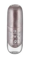 Essence - SHINE LAST & GO! GEL NAIL POLISH - Gel nail polish - 28 - RAZZLE DAZZLE - 28 - RAZZLE DAZZLE