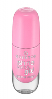 Essence - SHINE LAST & GO! GEL NAIL POLISH - Żelowy lakier do paznokci - 30 - GET READY - 30 - GET READY