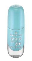 Essence - SHINE LAST & GO! GEL NAIL POLISH - Żelowy lakier do paznokci - 35 - TAKE ME TO HEAVEN - 35 - TAKE ME TO HEAVEN