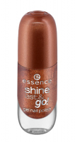 Essence - SHINE LAST & GO! GEL NAIL POLISH - Żelowy lakier do paznokci - 41 - BIG CITY VIBES - 41 - BIG CITY VIBES