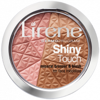Lirene - Shiny Touch - Mineral Bronzer & Blush