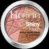 Lirene - Shiny Touch - Mineral Bronzer & Blush - Mineralny bronzer i róż
