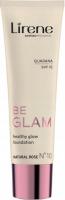 Lirene - BE GLAM - Healthy Glow Foundation - Rozświetlający podkład do twarzy z guaraną