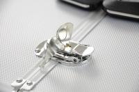 KUFER KOSMETYCZNY HZ015 Silver