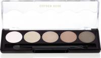 Golden Rose - Professional Palette Eyeshadow - Paleta 5 cieni do powiek - 113 - OMBRE MATTE - 113 - OMBRE MATTE