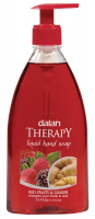 Dalan - THERAPY LIQUID HAND SOAP - Liquid hand soap - RED FRUIT & GINGER