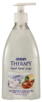 Dalan - THERAPY LIQUID HAND SOAP - Liquid hand soap - SILK PROTEINS & NUT BUTTER