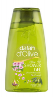 Dalan d`Olive - Olive Oil Shower Gel - PEACH FLOWER