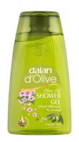 Dalan d`Olive - Olive Oil Shower Gel - PEACH FLOWER