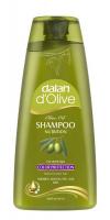Dalan d`Olive - Olive Oil Shampoo - Oliwkowy szampon do włosów farbowanych
