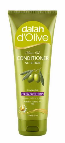 Dalan d`Olive - Olive Oil Conditioner - Odżywka do włosów farbowanych