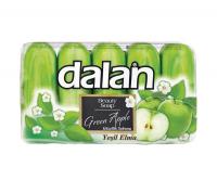 Dalan - Beauty Soap - Zestaw 5 mydeł - Zielone Jabłko