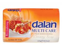 Dalan - MULTI CARE - Creamy Soap - Moisturizing soap - HONEY