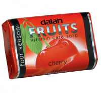 Dalan - Fruits Vitamin Care Soap - Vitamin bar soap - Cherry
