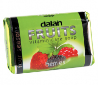 Dalan - Fruits Vitamin Care Soap - Vitamin bar soap - Forest fruits
