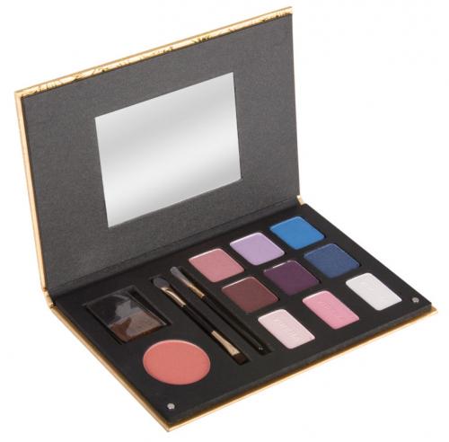 VIPERA - GOLDEN PALETTE - Zestaw kosmetyków do makijażu - 11 LATINO
