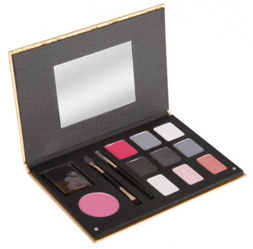 VIPERA - GOLDEN PALETTE - Zestaw kosmetyków do makijażu - 12 KANKAN