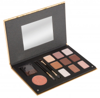 VIPERA - GOLDEN PALETTE - Set of makeup cosmetics - 14 SALSA