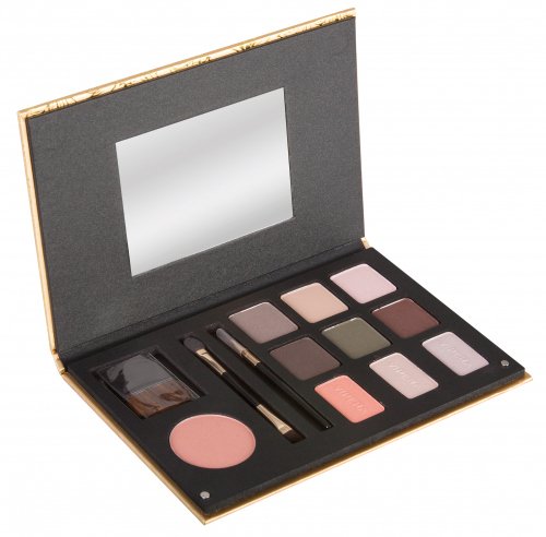 VIPERA - GOLDEN PALETTE - Set of makeup cosmetics - 15 SAMBA