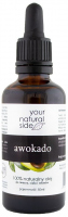 Your Natural Side - 100% naturalny olej awokado - 50 ml