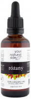 Your Natural Side - 100% Natural Rose Oil - 50 ml