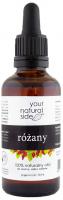 Your Natural Side - 100% naturalny olej różany - 50 ml