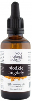 Your Natural Side - 100% Natural Sweet Almond Oil - 50 ml