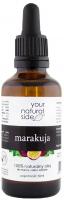 Your Natural Side - 100% naturalny olej marakuja - 50 ml