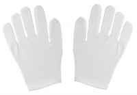 Inter-Vion - Cotton gloves for hand care
