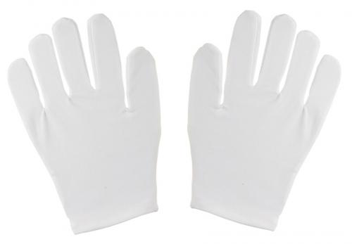 Inter-Vion - Bawełniane rękawiczki do pielęgnacji dłoni